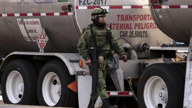 Refuerza Gobierno la seguridad en instalaciones de Pemex