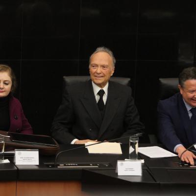 Morena apoya a Gertz Manero para fiscal General de la República