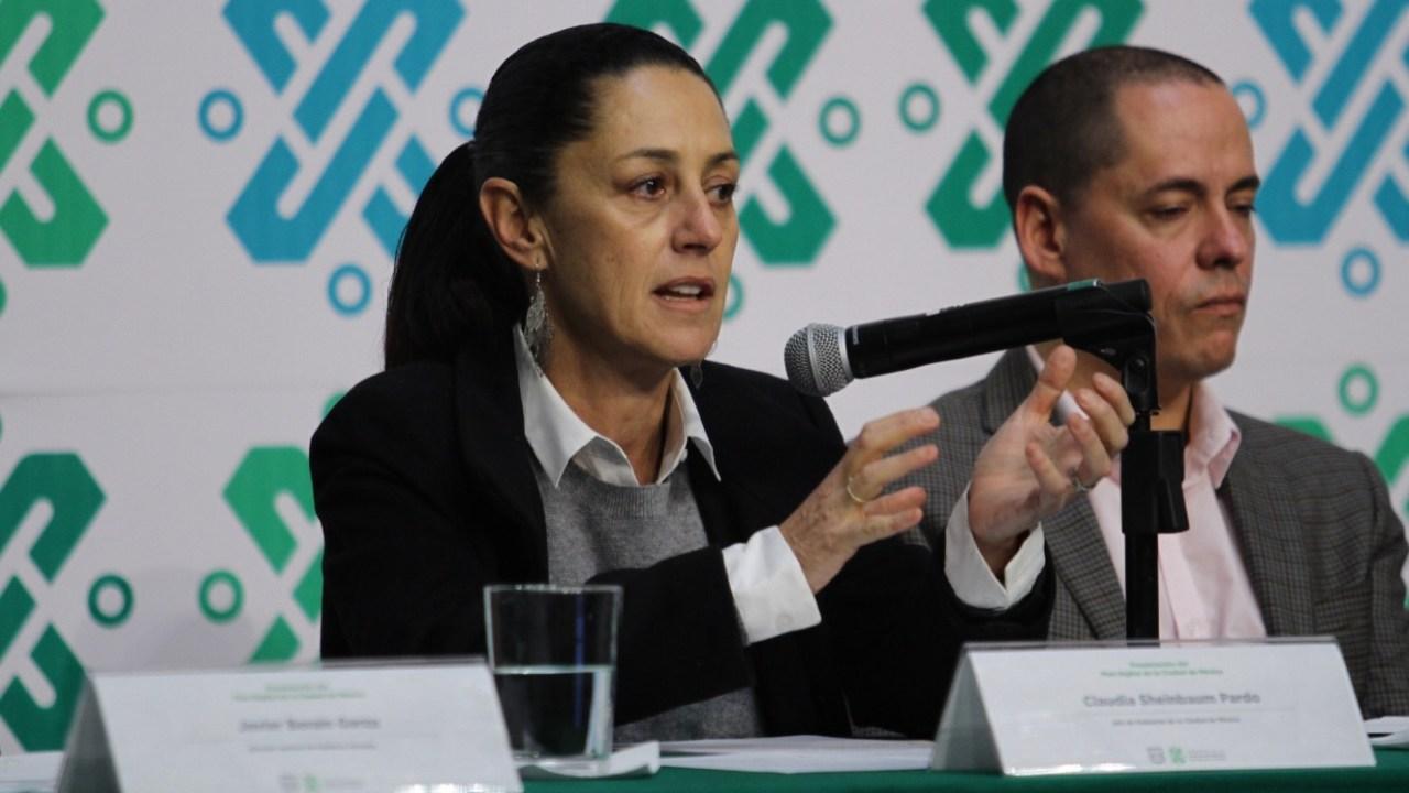 Sheinbaum: Hubo respuesta positiva a calendario de carga de gasolina