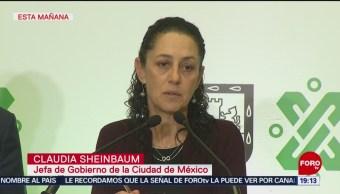 Sheinbaum pide no comprar gasolina de manera ilegal
