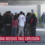 FOTO: Sigue toma de muestras de ADN a familiares de víctimas de Hidalgo, 26 enero 2019