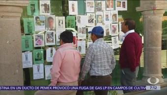 Sigue toma de muestras de ADN en Tlahuelilpan, Hidalgo