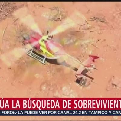 Siguen los trabajos de rescate tras ruptura presa minera en Brasil