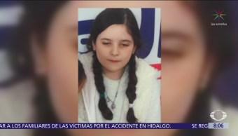 Sofi, víctima de trastorno de ansiedad por sismos de 2017