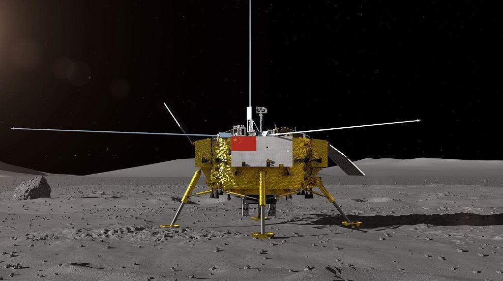 Chang'e 4 inicia investigaciones internacionales en cara oculta de la Luna