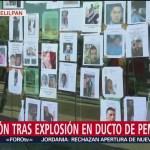 Suman 90 muertos tras explosión en ducto de Tlahuelilpan, Hidalgo