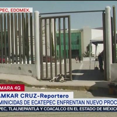 Suman cinco procesos contra 'Los monstruos de Ecatepec'