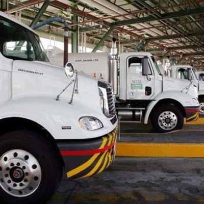 Gasolina llega a terminal de Azcapotzalco para surtir a Ciudad de México