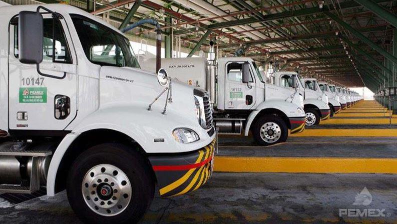 gasolina llega terminal azcapotzalco para surtir ciudad de mexico