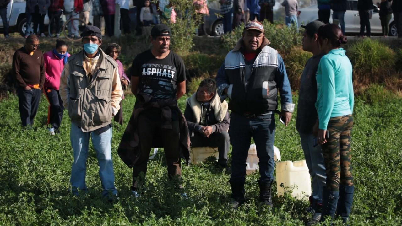 Pobladores de Tlahuelilpan dan testimonio de la tragedia