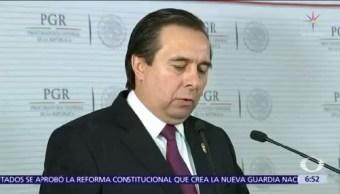 Tomás Zerón, dispuesto a ser investigado por caso Ayotzinapa