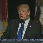 Trump Cancela Viaje Delegación EU Davos