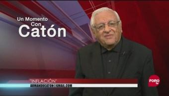 Un Momento Con Armando Fuentes 'Catón' Del 2 De Enero, Un Momento Con Armando Fuentes Catón, 2 De Enero, Canasta Básica, Inflación, Altos Precios
