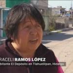 25/enero/2019, Una semana de la tragedia en Tlahuelilpan