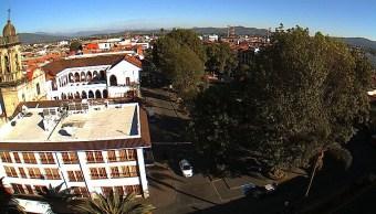 Foto: Uruapan, Michoacán, frente frío 32 provocará heladas, el 30 de enero 2019.