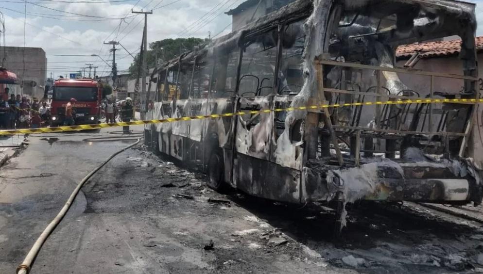 Ola de violencia deja más de 100 detenidos en Ceará, Brasil