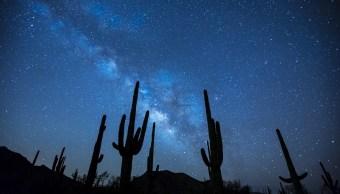 Galaxia Colisionaría Vía Lácrea Estudio Catastróficos