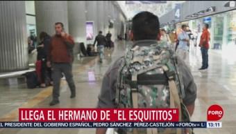 Viaja desde Guatemala para buscar a su hermano desaparecido en Tlahuelilpan