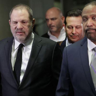 Juez aprueba cambio del equipo de defensa de Harvey Weinstein