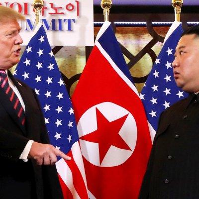 'No se alcanzó acuerdo' entre Trump y Kim en Vietnam: Casa Blanca