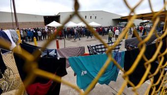 Foto: A inicios de esta semana llegaron a este municipio, del norteño estado de Coahuila, migrantes provenientes de las distintas caravanas migrantes, el 9 de febrero de 2019