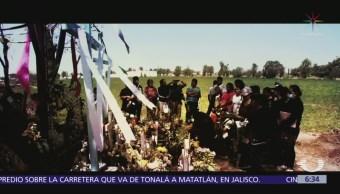 A un mes de la tragedia en Tlahuelilpan