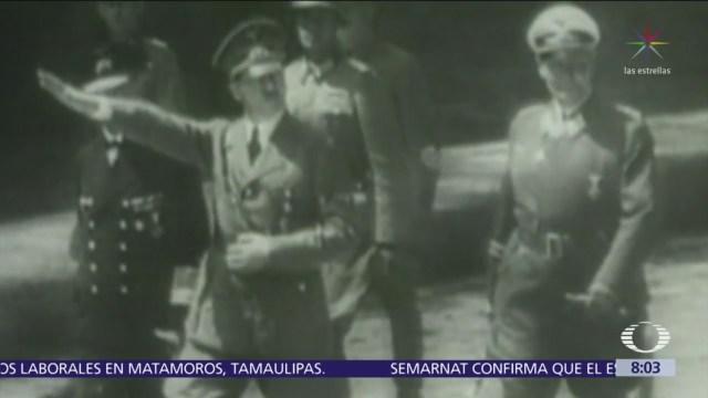 Foto: Adolfo Hitler, uno de los grandes mentirosos patológicos de la historia