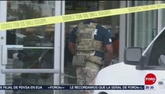 FOTO: Agentes de ICE realizan redada en mercado de San Diego, 13 FEBRERO 2019