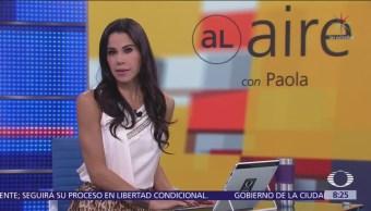 FOTO: Al Aire, con Paola Rojas: Programa del 4 de febrero del 2019, 4 febrero 2019