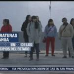 Foto: Alerta amarilla por frente frío en Chihuahua