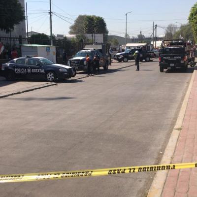 Amenaza de bomba provoca desalojo en juzgados de Naucalpan