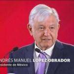 Foto: AMLO Presentará Pruebas Conflicto Interés CRE 15 de Febrero 2019