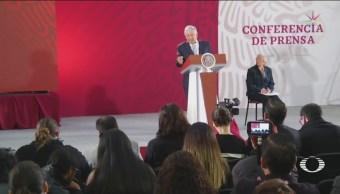 Foto: AMLO Rechaza Represalia García Alcocer 19 Febrero 2019