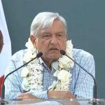 Foto: El presidente Andrés Manuel López Obrador destaca los empleos que generará el programa 'Sembrando Vida' el 3 de febrero de 2019