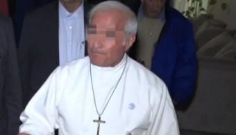 Caso del padre Aristeo Baca, detenido en Ciudad Juárez por presunto abuso sexual a niña monaguillo