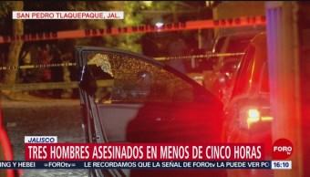 Foto: Asesinan a un hombre en Tlaquepaque, Jalisco