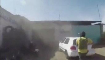 Foto: Ataque en vulcanizadora de Guanajuato, 28 de febrero 2019. FOROtv