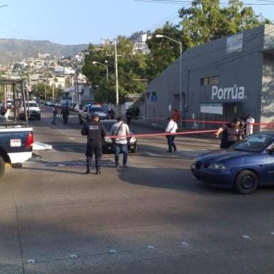 Muere comandante de la policía de Acapulco, Guerrero, tras ataque