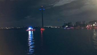 Rescatan a 16 atrapados en teleférico de SeaWorld de San Diego