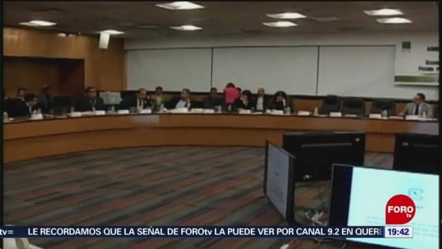 Foto: Audiencias Públicas Materia De Prisión Preventiva Oficiosa 7 de Febrero 2019