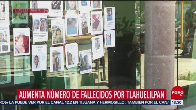 Foto: Aumenta a 122 la cifra de muertos por la explosión en Tlahuelilpan