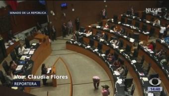 Foto: Avanza en el Senado reforma para crear la Guardia Nacional