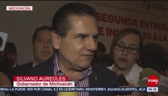 FOTO: Avanzan negociaciones para desbloquear vías férreas en Michoacán, 2 febrero 2019