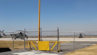 aeropuerto, Santa Lucía, IATA, Twitter, @verasoc, 27 de febrero de 2019