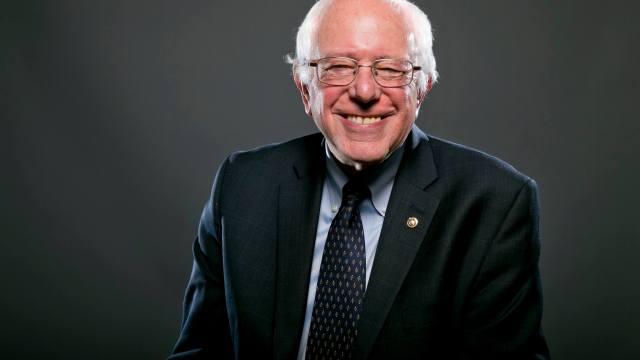 FOTO Bernie Sanders competirá por otra candidatura presidencial 20 mayo 2015 AP washington