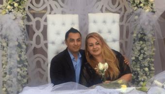 FOTO 630 parejas se casan este 14 de febrero, Armando Manzanero es padrino/ cdmx 14 febrero 2019 Twitter @A_VCarranza