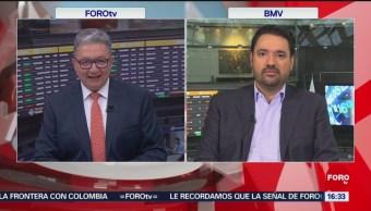 Foto: Bolsa Mexicana cierra la sesión con ganancia