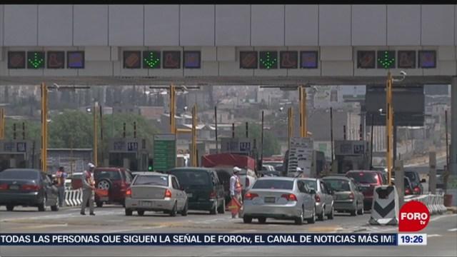 Foto: Capufe Nuevo Aumento Tarifas Casetas Autopistas 01 de Febrero 2019