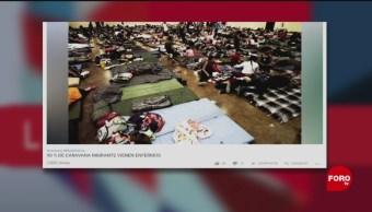 Foto: Caravana Migrante Enfermedades Paparrucha Del Día 05 de Febrero 2019