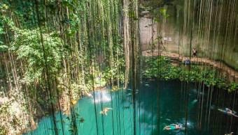 Foto: En Yucatán existen más de 2 mil cavernas, 15 de febrero 2019. Getty Images
